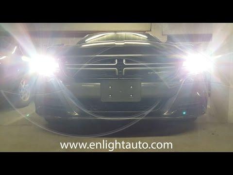 DIY: 2015 Dodge Charger HID Headlight kit Install – Enlight Automotive