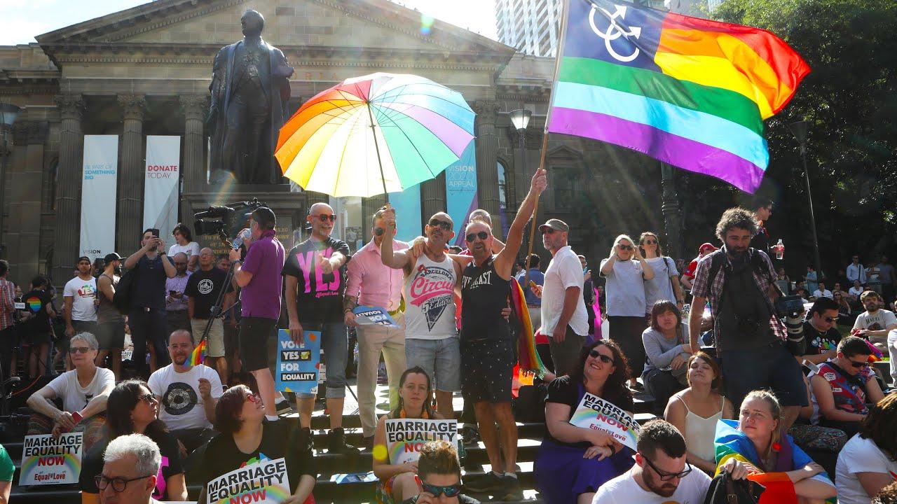 same sex marriage australia legal working in Maryborough