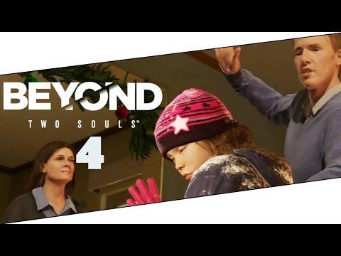 Beyond two Souls #04 | Mein Vater schlägt mich!!