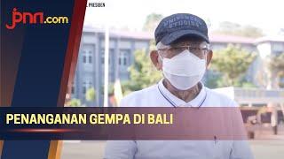 Bali Diguncang Gempa, Wapres: Tetap Tenang