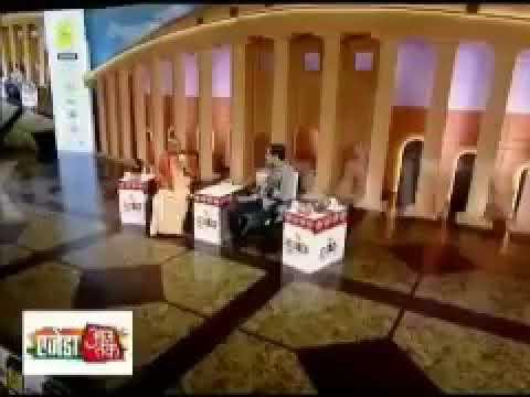 Yogi ji give right answer to rahul kanwal