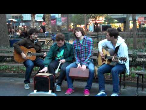 Walk The Moon - Anna Sun - Madison Square Park
