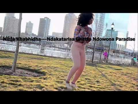 Ninja Kabhidha - ndikatarisa ghetto ndinoona paradise  6 Finger Riddim  2016