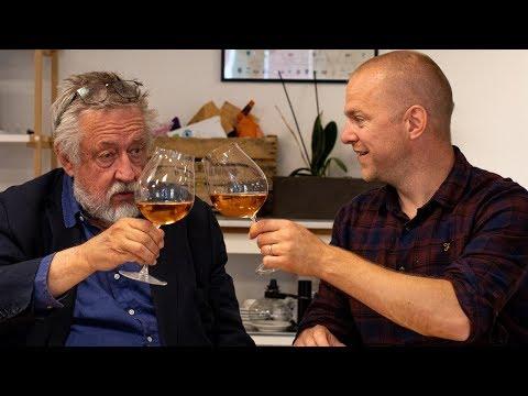 Testar rosé med Leif GW