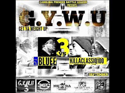 BLUEE VS KILLACLASSIQ100 #CAROLINAPREMIER #GYWU3 #CPBL #PREMIERLYFE