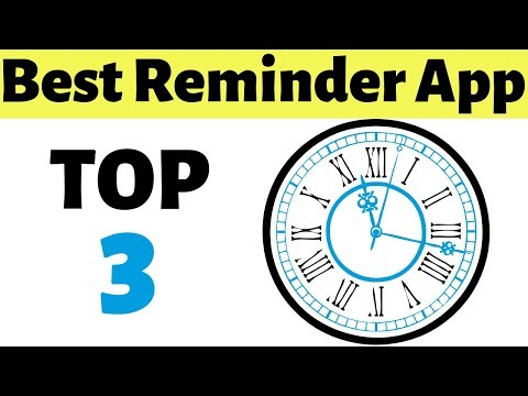 Top 3 Best Reminder App, Manage Your Time Schedule| Google Calender, Any Do, Time Tune