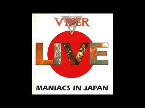 Viper - Live Maniacs In Japan (1993)
