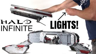 Halo Infinite Banished AA Gun Ultimate Build - Part 6 - Mega Construx MOC