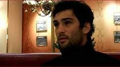 Interview de Nicolas Cazalé - Mensch