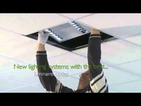 Energy Efficient Lighting In Your Office - Lighting Electricians