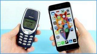 Nokia 3310 [2017] (recenze)