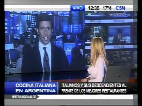 C5N - RESTAURANTES ITALIANOS EN BUENOS AIRES