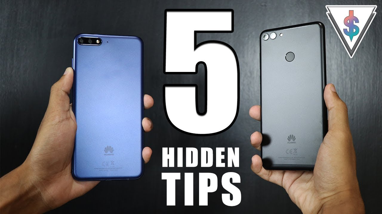 5 Hidden Android Oreo Tips for Huawei Y9, Y7 Pro and Nova 2i 🇱🇰