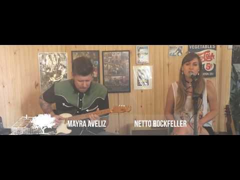 Netto Rockfeller e Mayra Aveliz  - In the Mood for Love ( John Lee Hooker)