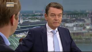 """""""Deutschland nach der Wahl - wer hat verstanden?"""" - Presseclub vom 01.10.2017"""