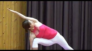 Download lagu [180915][김해고등학교][제29회 경상남도 생활체육 대축전] 요가대회 (요가 아사나 대회) (yoga asana) - 1인조 규정동작