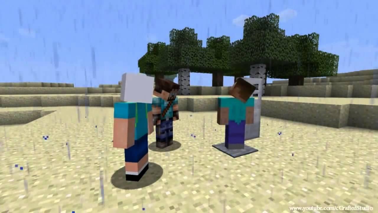 Minecraft    พบความระยำ  Meet THE FUCK 3