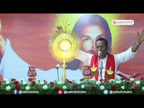 Bible Convention-Healing Service @ Divine Mercy Retreat Centre,Elavur,TN  21-04-17