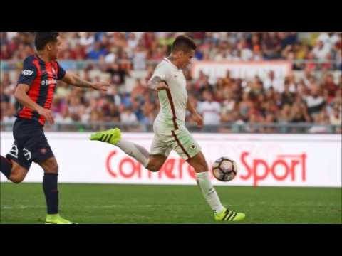 Roma-San Lorenzo: 2-1, intervista post gara ad Iturbe