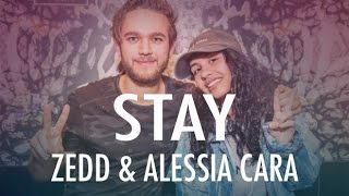 Download Zedd & Alessia Cara - Stay (Instrumental) MP3 song and Music Video