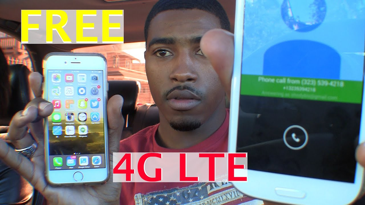 how to get free 4g on android