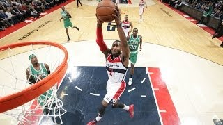 John wall: best of dunks