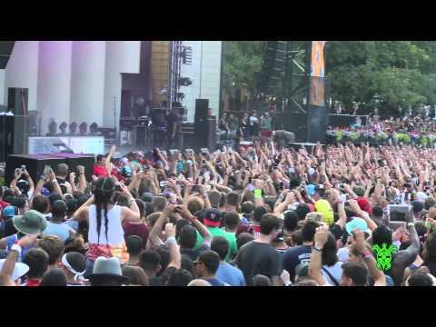 NAS If I Ruled the World  at Lollapalooza 14