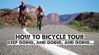 How To Bicycle Tour? This Will Motivate You To Hit The Road!