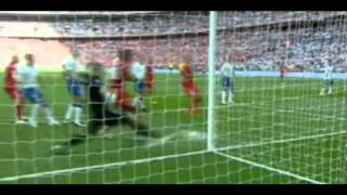 England vs Switzerland  2 - 2  2011 06 04