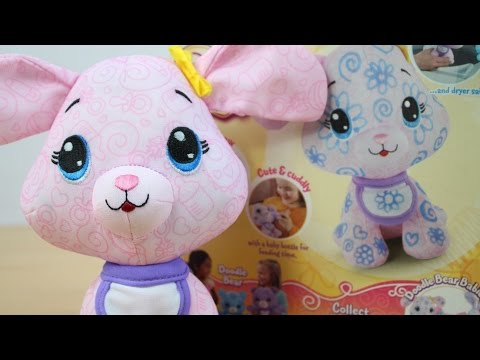 Fisher-Price - Doodle Bear Babies - Puppy - X6836