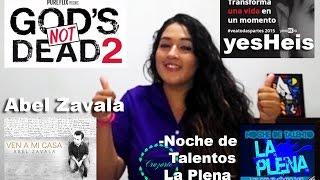 Dios No Esta Muerto 2, Videoclip Abel Zavala, YesHeIs, Analy en La Plena /Cruzarte