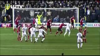Souleymane Doukara v Nottingham Forest #GETIN #LUFC (Via LUTV)