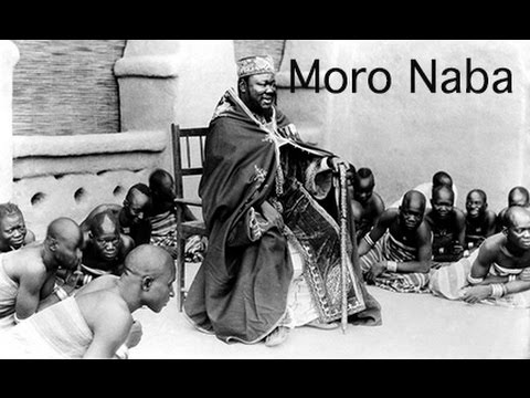 Funeral of Mogho Naba, Emperor of the Mossi People