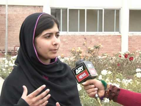 Malala Yousafzai Awarded Pakistan's First Peace Award