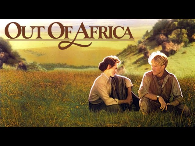 JENSEITS VON AFRIKA - Trailer (1985, Deutsch/German)