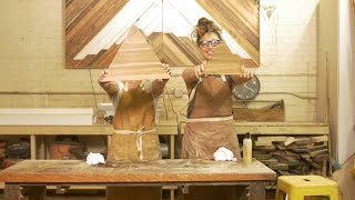 woodworking   with laura miller