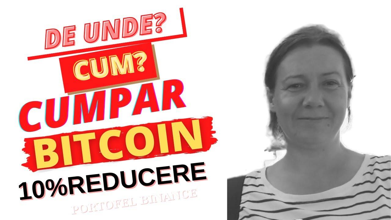 cum cumpăr bitcoin