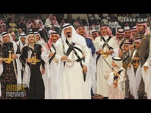 The Multiple Kingdoms of Saudi Arabia (5/5)