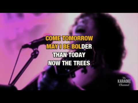 Shapes Of Things in the style of The Yardbirds | Karaoke with Lyrics