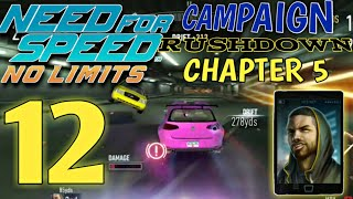 NEED FOR SPEED No Limits - Campaign - RUSHDOWN : Chapter 5 | part 12
