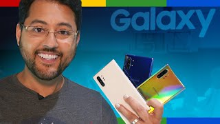 Galaxy Note 10: Should you upgrade?