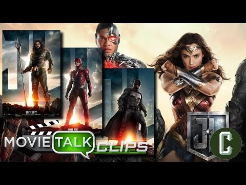 Justice League: Movie Talk Crew Discuss What They Expect From The Upcoming Trailer - Collider Video