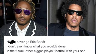 Future PULLS UP On Jay z & CONFRONTS Him Over 4:44 DISS?! Details Inside!