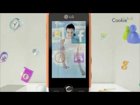 LG Cookie fresh GS290