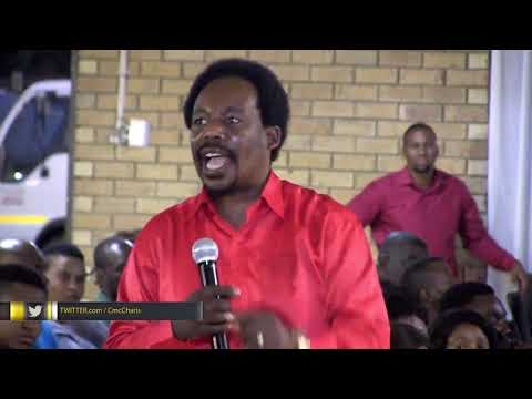 HOW TO HEAR GOD ll short teaching from Apostle JB Makananisa