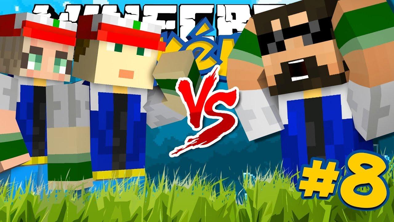 Minecraft: POKEMON!! #8 - GENERATION 3 EGGS!!