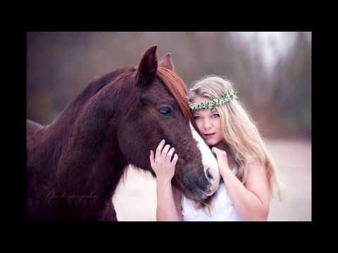 Bild: Das Pferdeshowteam - das sind wir.. Anja M. & Con Solido