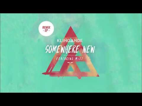 Klingande - Somewhere New feat. M-22 (Solidisco Remix) [Cover Art]