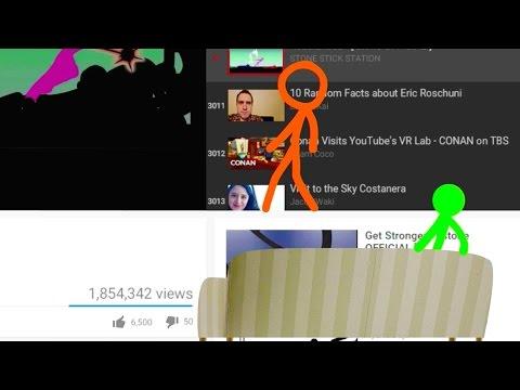 Animation vs Youtube | JuegaGerman