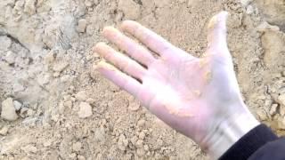 видео Как определить качество песка?